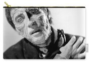 The Curse Of Frankenstein Christopher Lee 1957 Carry-all Pouch