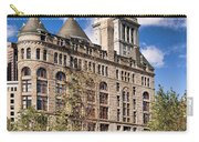 The Customs House Clock Tower Carry-all Pouch
