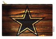 The Dallas Cowboys 3a Carry-all Pouch