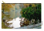 The Dam At Peaks Of Otter Carry-all Pouch