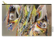 Pow Wow The Dance 4 Carry-all Pouch