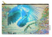 The Dance Of The Blue Heron Carry-all Pouch