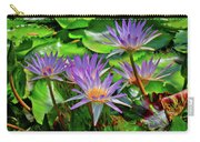 The Dance Of The Lillies Carry-all Pouch