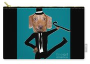 The Dancing Wiener Dog Carry-all Pouch
