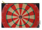 The Dart Board Carry-all Pouch