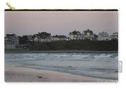 The Day Is Done At Long Sands Beach Carry-all Pouch