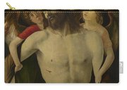 The Dead Christ Supported By Angels Carry-all Pouch