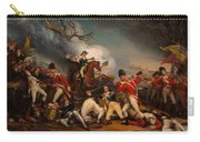 The Death Of General Mercer At The Bottle Of Princeton Carry-all Pouch