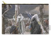 The Death Of Jesus Carry-all Pouch by Tissot