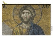 The Dees Mosaic In Hagia Sophia Carry-all Pouch