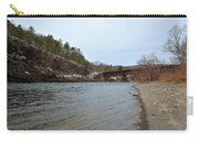 The Delaware River Carry-all Pouch