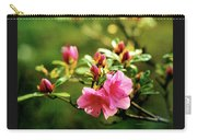The Delicate Azalea Carry-all Pouch