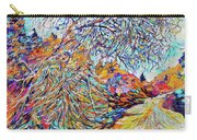 The Dendritic Tree Carry-all Pouch