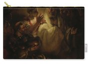 The Denial Of St Peter Carry-all Pouch