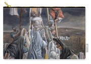 The Descent From The Cross Carry-all Pouch by Tissot