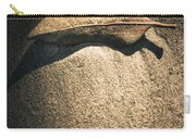 The Desert Burial Carry-all Pouch