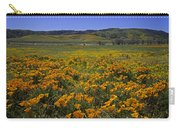 The Desert In Bloom Carry-all Pouch