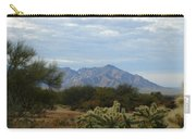 The Desert Landscape Carry-all Pouch
