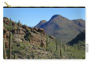 The Desert Mountains Carry-all Pouch