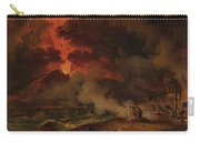 The Destruction Of Pompeii Carry-all Pouch