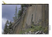 The Devil's Postpile Carry-all Pouch