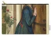 The Devout Childhood Of Saint Elizabeth Of Hungary, 1852 Carry-all Pouch