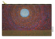 The Difficulty Of Crossing A Field Original Painting Carry-all Pouch