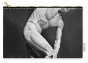 The Discobolus, 450.b.c Carry-all Pouch