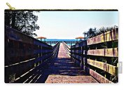The Dock At Lake George  Carry-all Pouch