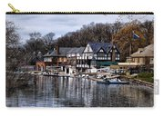 The Docks At Boathouse Row - Philadelphia Carry-all Pouch