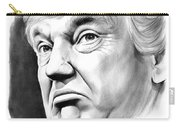 The Donald Carry-all Pouch