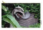 The Dragon In The Garden Carry-all Pouch