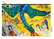 The Dragon Carry-all Pouch by Sushila Burgess