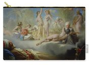 The Dream Of The Believer Carry-all Pouch by Achille Zo