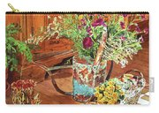 The Dried Flower Shop Carry-all Pouch