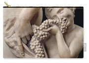 The Drunkenness Of Bacchus Carry-all Pouch by Michelangelo