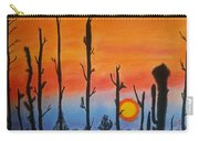 The Dryest Sunset Carry-all Pouch