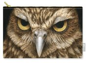 The Dubious Owl Carry-all Pouch