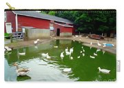 The Duck Pond Carry-all Pouch