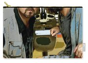 The Dude Abides, The Big Lebowski Carry-all Pouch