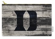 The Duke Blue Devils 3f Carry-all Pouch