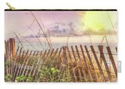 The Dunes In Watercolors Carry-all Pouch