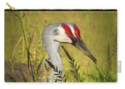The Duo - Two Sandhill Cranes Carry-all Pouch