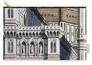 The Duomo Detail Carry-all Pouch
