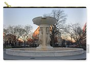 The Dupont Circle Fountain Without Water Carry-all Pouch