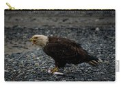 The Eagle And Its Prey Carry-all Pouch
