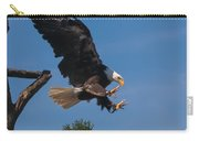 The Eagle Is Landing Carry-all Pouch