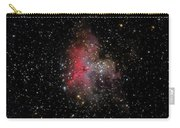 The Eagle Nebula And The Stellar Spire Carry-all Pouch