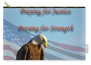 The Eagles Prayer Carry-all Pouch