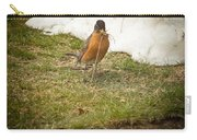 The Early Bird - Robin - Casper Wyoming Carry-all Pouch